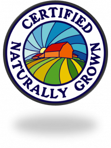 Certified Naturally Grown Symbol