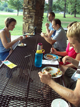 National Day of Action Call to Lunch