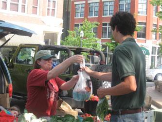 Fayetteville Farmers' Market
