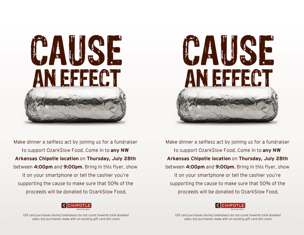 Chipotle 2 per page flyer papersaver